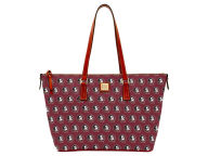 Dooney & Bourke Zip Top Shopper Luggage, Backpacks & Bags