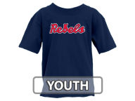 Blue 84 NCAA Youth Script Rebels T-Shirt T-Shirts