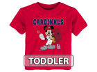 St. Louis Cardinals Outerstuff MLB Toddler Mickey Stars T-Shirt T-Shirts