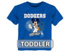 Los Angeles Dodgers Outerstuff MLB Toddler Mickey Stars T-Shirt T-Shirts