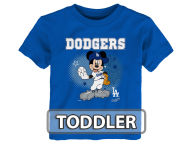 Outerstuff MLB Toddler Mickey Stars T-Shirt T-Shirts