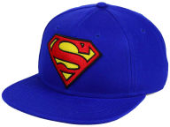 DC Comics Superman Logo Snapback Hat Adjustable Hats