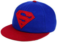 DC Comics Superman Wool Snapback Hat Adjustable Hats