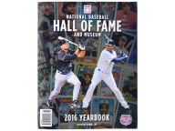 Baseball Hall of Fame Yearbook Collectibles