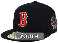 New Era MLB Youth Ortiz On-Field AC Patch 59FIFTY Cap Fitted Hats