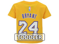 adidas NBA Toddler Name And Number T-Shirt T-Shirts