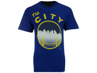 Majestic NBA Men's Full Reflective Skyline T-Shirt T-Shirts