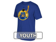 adidas NBA Youth Curry 3 Point Splash T-Shirt T-Shirts