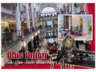 Ohio State Buckeyes Union Collage Postcard Home Office & School Supplies