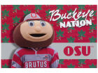 Ohio State Buckeyes Brutus Postcard Home Office & School Supplies