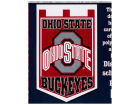 Ohio State Buckeyes 28x40 Double Sided Flag Banner Lawn & Garden
