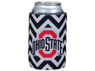 Chevron Print Coozie Gameday & Tailgate