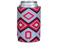 Aztec Print Coozie Gameday & Tailgate