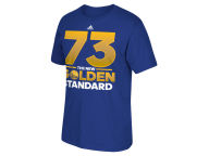 adidas NBA Men's Golden Standard Record T-Shirt T-Shirts