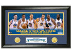 Golden State Warriors Highland Mint 12x20 73 Win Record