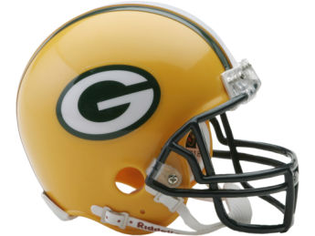 Green Bay Packers Riddell NFL Mini Helmet images, details and specs