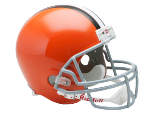 Cleveland Browns Riddell NFL Deluxe Replica Helmet