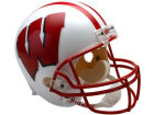Wisconsin Badgers Riddell NCAA Deluxe Replica Helmet Collectibles